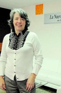 DESAYUNOS DE FOMENTO. MARIA JOSE CAPELLIN, DIRECTORA ESCUELA DE TRABAJO SOCIAL